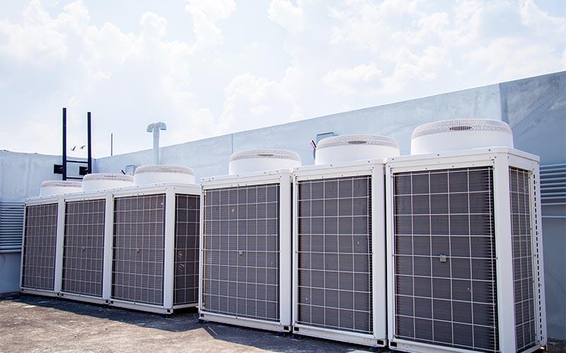 Servicio de instalación mecánica industrial HVAC
